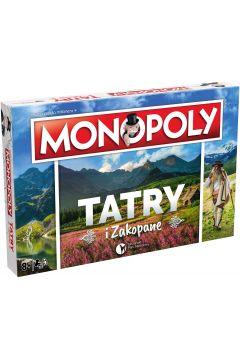 Monopoly. Tatry i Zakopane