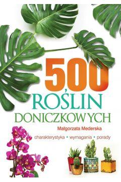 500 roślin doniczkowych