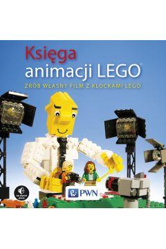 Księga animacji lego zrób własny film z klockami lego