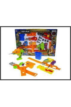 Zestaw narzędzi Dino 17el św/dźw 661-351/352