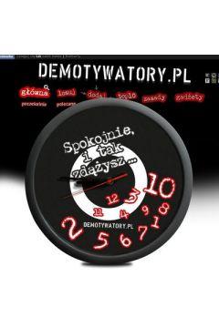 Demotywujący Zegar - Demotywatory