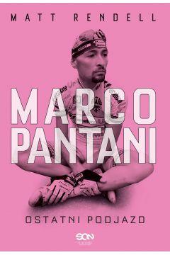Marco Pantani. Ostatni podjazd