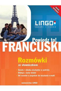 Francuski Rozmówki ze słowniczkiem