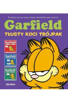 Garfield. Tłusty koci trójpak. Tom 1