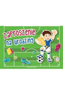 Zaproszenie Urodziny ZA-31 (10 szt.)