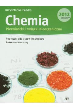 Chemia LO Pierwiastki i związki nieorganiczne ZR