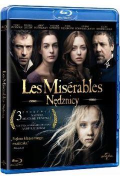 Les Miserables. Nędznicy (Blu-ray)