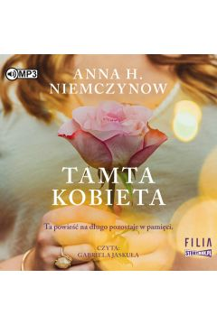 CD MP3 Tamta kobieta