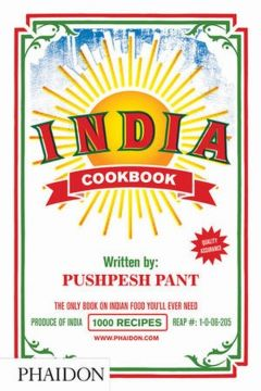 India. Cookbook