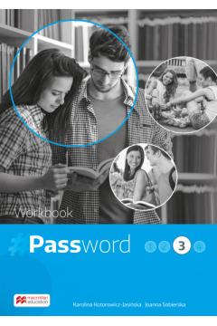 Password 3. Ćwiczenia. Język angielski. Liceum i technikum