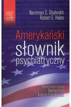 Amerykański słownik psychiatryczny