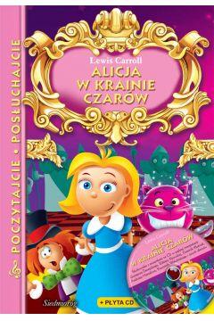 Alicja w krainie czarów + CD