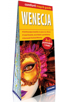Comfort! map&guide Wenecja 2w1