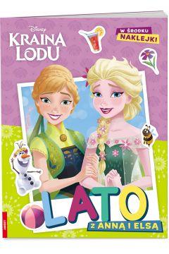 Disney kraina lodu Lato z Anną i Elsą OLAT-9102