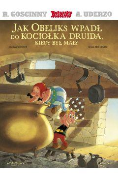 Asteriks. Jak Obeliks wpadł do kociołka druida...