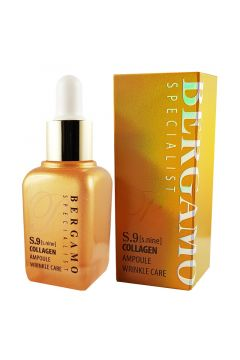 Przeciwzmarszczkowe serum do twarzy Specialist S.9 Collagen Wrinkle Care