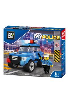 Klocki Blocki MyPolice 111 elementów KB0617