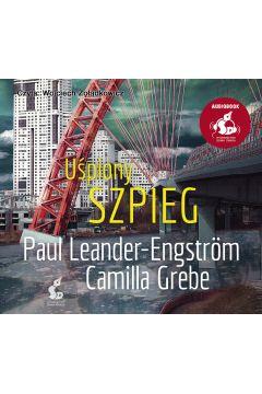 CD MP3 Uśpiony szpieg mroczna moskwa Tom 3