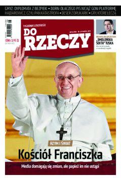 Tygodnik Do Rzeczy 8/2013