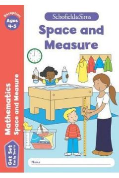 Get Set Mathematics Space and Measure: Reception, Ages 4-5