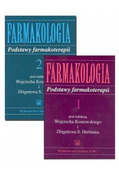 Farmakologia. Podstawy farmakoterapii. Tom 1-2