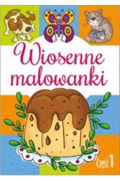 Wiosenne malowanki cz.1