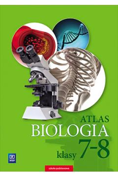 Atlas SP 7-8 Biologia WSiP