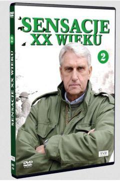 Sensacje XX wieku cz.2 DVD