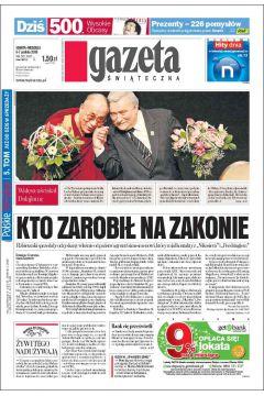 Gazeta Wyborcza - Częstochowa 285/2008