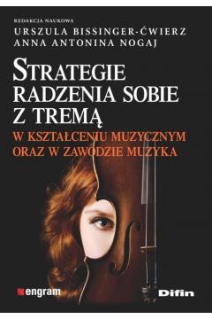 Strategie radzenia sobie z tremą w kształceniu...