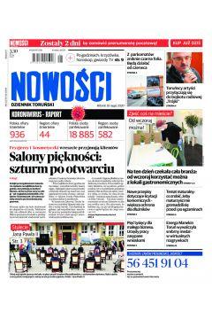 Nowości Dziennik Toruński  116/2020