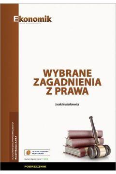 Wybrane zagadnienia z prawa podręcznik EKONOMIK