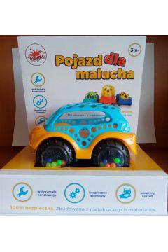 PROMO Pojazd dla malucha w pud.
