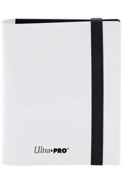 Ultra Pro: 4-Pocket Pro-Binder Eclipse - Arctic White