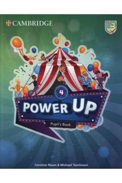 Power Up 4. Pupil`s Book. Podręcznik do języka angielskiego