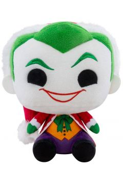 Funko POP Plush: DC Holiday - Santa Joker