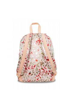 Plecak CoolPack Ruby Różowy w piórka
