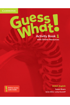 Guess What 1. Activity Book with Online Resources