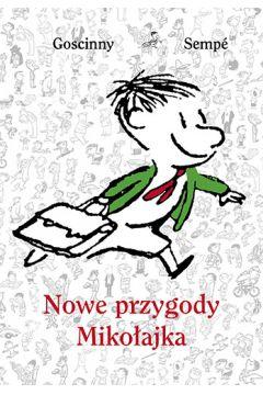 Nowe przygody Mikołajka wyd. 2012