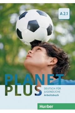 Planet Plus A2.1 ćwiczenia HUEBER