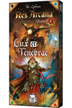 Res Arcana. Lux et Tenebrae. Edycja polska