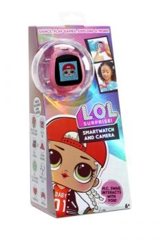 LOL Surprise Smartwatch and Camera