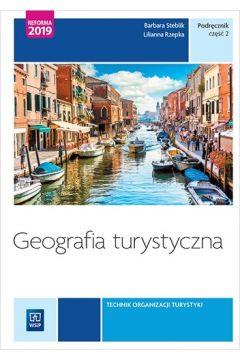 Geografia turystycz. cz.2 Kwal. T.13,T.14 REA-WSiP