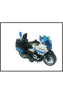 Motocykl Policja PL 13cm