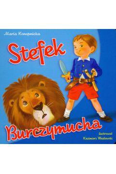 Bajki dla malucha - Stefek Burczymucha