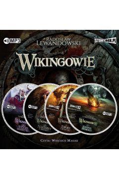 CD MP3 Pakiet Wikingowie
