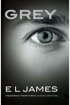 Grey. Pięćdziesiąt twarzy Greya oczami Christiana. Wydanie kieszonkowe