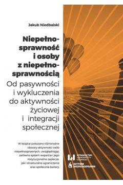 Niepełnosprawność i osoby z niepełnosprawnością