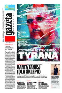 Gazeta Wyborcza - Olsztyn 203/2013
