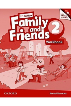 Family and Friends 2E 2 WB Online Practice OXFORD